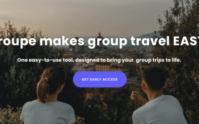 Group Trip Planner App: What is Troupe?
